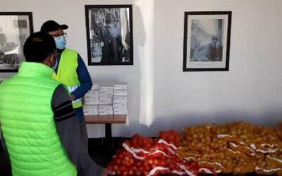 Solidarité Ramadan 2021 # 2ème édition / Colis Alimentaire